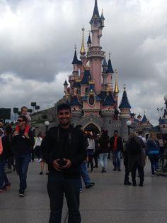 Right down Main Street #Disneycastle