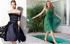 Платье на выпускной: подборка лучших выкроек #burdastyle #burda #мода #fashion