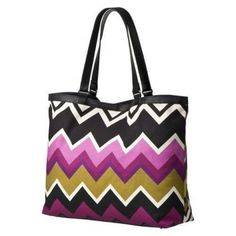 Missoni for Target tote purse