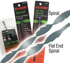 What you should know about scroll saw blades easy beginner olson flat end spiral scroll saw blades greentooth Gallery