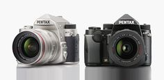 pentax KP DSLR camera has nightvision-like ISO range  www.designboom.com