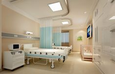 children's ward hospital interior - Google Search