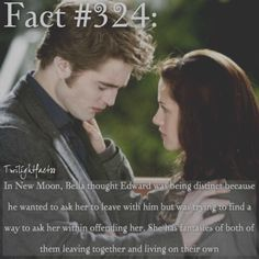 "1,118 Synes godt om, 6 kommentarer – Twilight Facts (@twilightfactss) på Instagram: ""~ She was in denial. But omg that part in the book is heartbreaking because you could tell Bella…"""