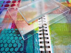 Printing with Gelli Arts®: Stamping with Gelli Plates