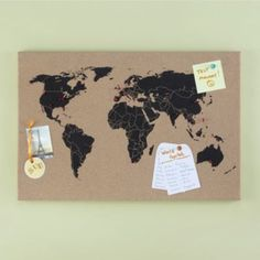 Where In the World is That Bulletin Board?