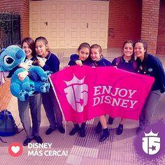 #Disney cada vez más cerca XXII!!!  #Transatlántica #Enjoy15