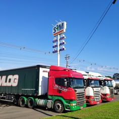 Frota gmlog Trucks, Vehicles, Truck, Rolling Stock, Vehicle, Cars, Tools
