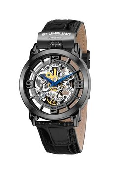 Love watches like thses that you can see every little function!!!