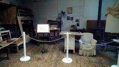 Thomas Benton Studio.