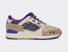 #Asics Gel Lyte III - Outdoor Pack #sneakers