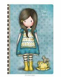 2017 Pocket Diary - Little Friend