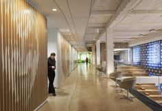 Pandora Media New York Office Design