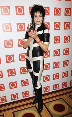 Siouxsie Sioux in The Q Awards - Media Room