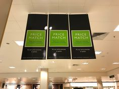 Price Match, familiar message from John Lewis an important reminder not least on Black Friday.  Never knowingly undersold
