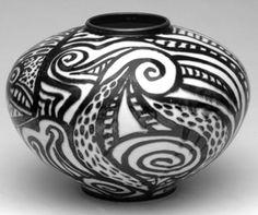 Iranian Persian Ceramic by Mahmoud Baghaeian  interior design  deco style