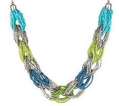 seed bead necklace