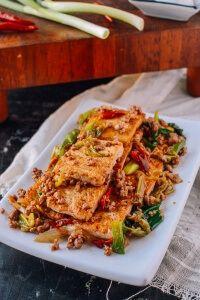 #Home-Style #Tofu #Stir-fry recipe by thewoksoflife.com