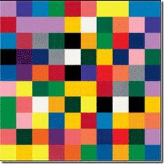 Gerhard Richter 4900 Couleurs