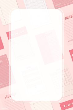 New Foto, Instagram Frame Template, Powerpoint Background Design, Printable Scrapbook Paper, Instagram Background, Overlays Picsart, Aesthetic Template, Pink Wallpaper Iphone, Note Paper