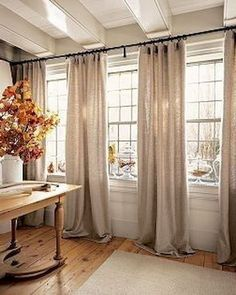 How To Dress Three Windows Side By Side Google Search Home Decor
