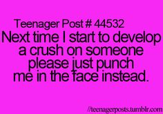 Honestly!  Please do because most of the time my heart ends up broken so......:(