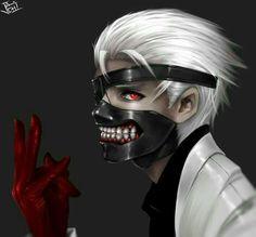 Tokyo Ghoul, Ken Kaneki
