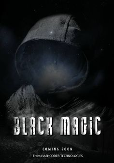 Upcoming Game 'Black Magic'.. First look poster.
