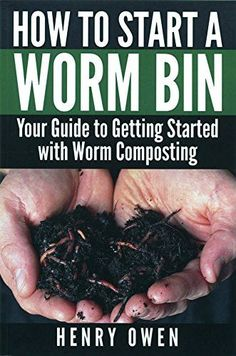 This How to Start a Worm Bin is your guide to getting started with worm composting. It shows you how to take responsibility for the waste create by turning food scraps into valuable nutrient-rich comp