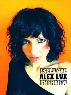 journalist angel ganopoulos: presenting alex lux...  https://alexlux.hearnow.com/
