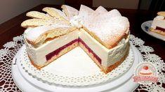 Gyümölcsvelős ricotta torta