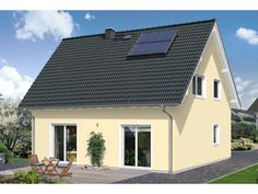 Lifestyle 120 - #Einfamilienhaus von Town & Country Haus Lizenzgeber GmbH | HausXXL #Massivhaus #Energiesparhaus #klassisch #Satteldach