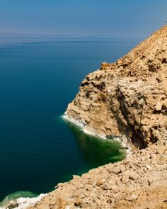 Dead Sea - Mineral Deposits