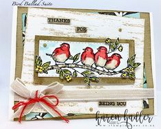 The versatility of this set is amazing and there are so many beautiful options for you to create the perfect project. I have used it to create this stunning thank-you card for that someone special! Price Of Stamps, Stampin Up Catalog, Christmas Gift Box, Beautiful Handmade Cards, Ink Pads, Stamping Up, Stampin Up Cards, Your Cards, Thank You Cards