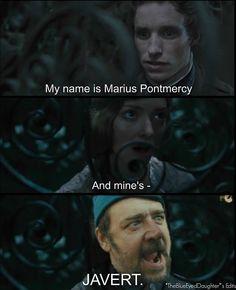 LES MISERABLES PLOT TWIST!