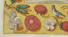 Book of Hours, MS M.234 fol. 49v - Images from Medieval and Renaissance Manuscripts - The Morgan Library & Museum