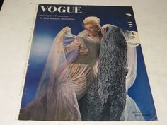 #ad % Vintage Vogue Magazine October 1 1940 Original Front Cover Page Only % http://rover.ebay.com/rover/1/711-53200-19255-0/1?ff3=2&toolid=10039&campid=5337950191&item=232721493731&vectorid=229466&lgeo=1