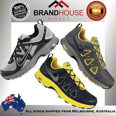 NIKE MENS AIR ALVORD TRAIL SHOES/RUNNERS/SNEAKERS US SIZES ON EBAY AUSTRALIA