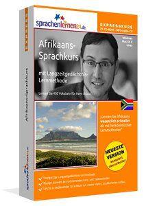Afrikaans lernen: Lernen Sie Afrikaans wesentlich schneller als mit herkömmlichen Lernmethoden – und das bei nur ca. 17 Minuten Lernzeit am Tag