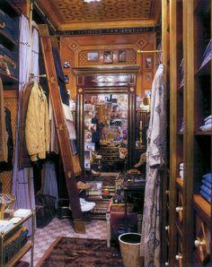Howard Slatkin. Dressing Room