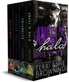 Angel's Halo MC Series - Terri Anne Browning