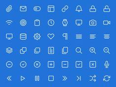 Feather – Free icon set