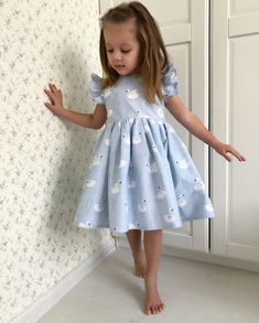 Best 12 Children dress cotton 48 Ideas – Page 639792690793974813 – SkillOfKing. Baby Girl Party Dresses, Dresses Kids Girl, Baby Dress, Kids Outfits, Easter Girl Outfits, Girls Easter Dresses, Dress For Girl Child, Toddler Dress, Toddler Girl