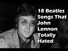 18 Beatles Songs That John Lennon Totally Hated - 'Martha My Dear was about Paul's cat which to me is VERY personal. 2. 'It's Only Love' is one of my favorites on 'Rubber Soul'. 3. 'I Dig A Pony' is the BEST song from 'Let It Be' CD. 4. He must have loved all of George and Ringo's output which to me is a good call. 5. 'Run For Your Life' - a song about killing a cheating woman??? Then again' so was 'Hey Joe'. 'Birthday' from White Album - I post this on all my Facebook friends birthdays!! It…