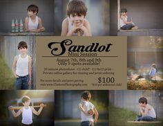 The Sandlot Mini Session model call is my favourite session that I've ever done. I don't think anything can really top this one. This little model was fantastic to work with and did everything he was asked.  #ClarksonPhotography #Baseball #MiniSession #Mini #Session #Boy #Glove #Softball #Sandlot #Photography #Children #Kid