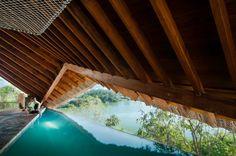pogledaj projekt, spa kraj rijeke, Courtesy of a21 studio