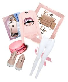 """""""Sweety"""" by yulee123 on Polyvore featuring Rothko, Markus Lupfer, Miss Selfridge, Filling Pieces, Valentino and Casetify"""