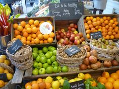 Delicious fresh produce from Daylesford Farmshop & Cafe in Westbourne Grove Daylesford, Notting Hill, West London, Vitamin C, Turmeric, Pear, Fresh, Vegetables, Healthy