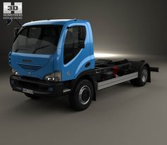 model of Ashok Leyland Avia Chassis Truck 2006 Ashok Leyland, Trucks, 3d, Buses, Model, India, Goa India, Scale Model, Indie