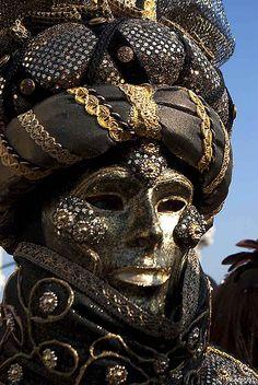 Máscaras de Carnaval de Venecia 2011