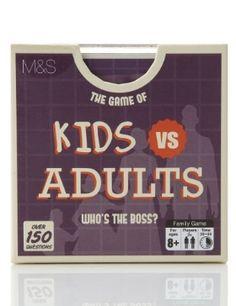 kids vs adults